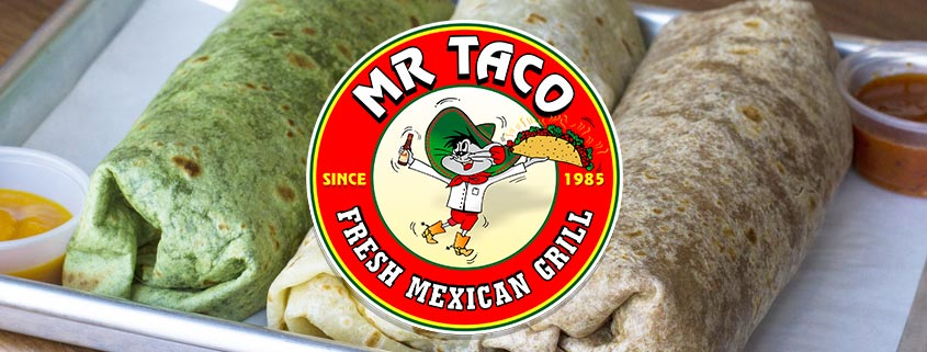 Dine Out at Mr Taco